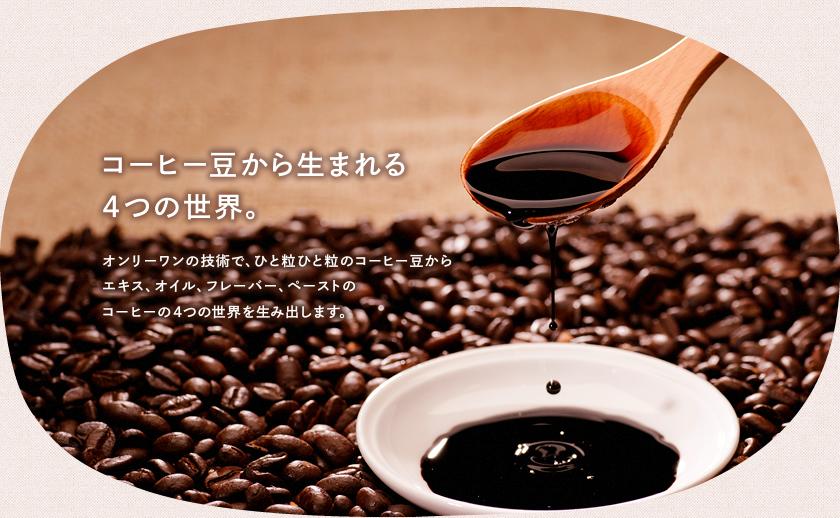 コーヒー豆は生きている。